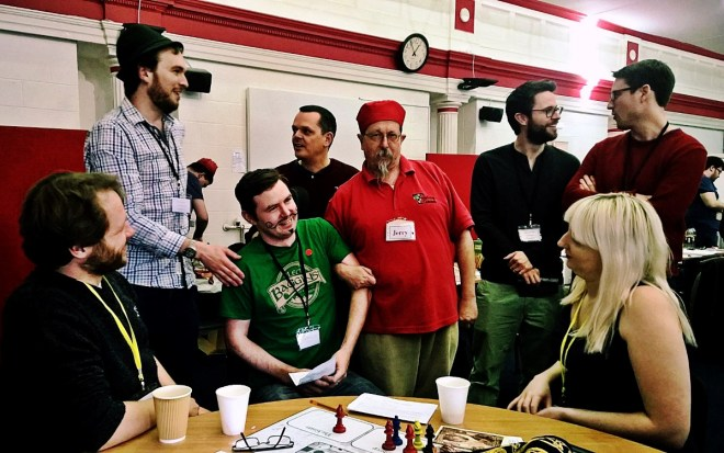Spain, Austria and the Pope at the Popes, Poison and Perfidy Megagame