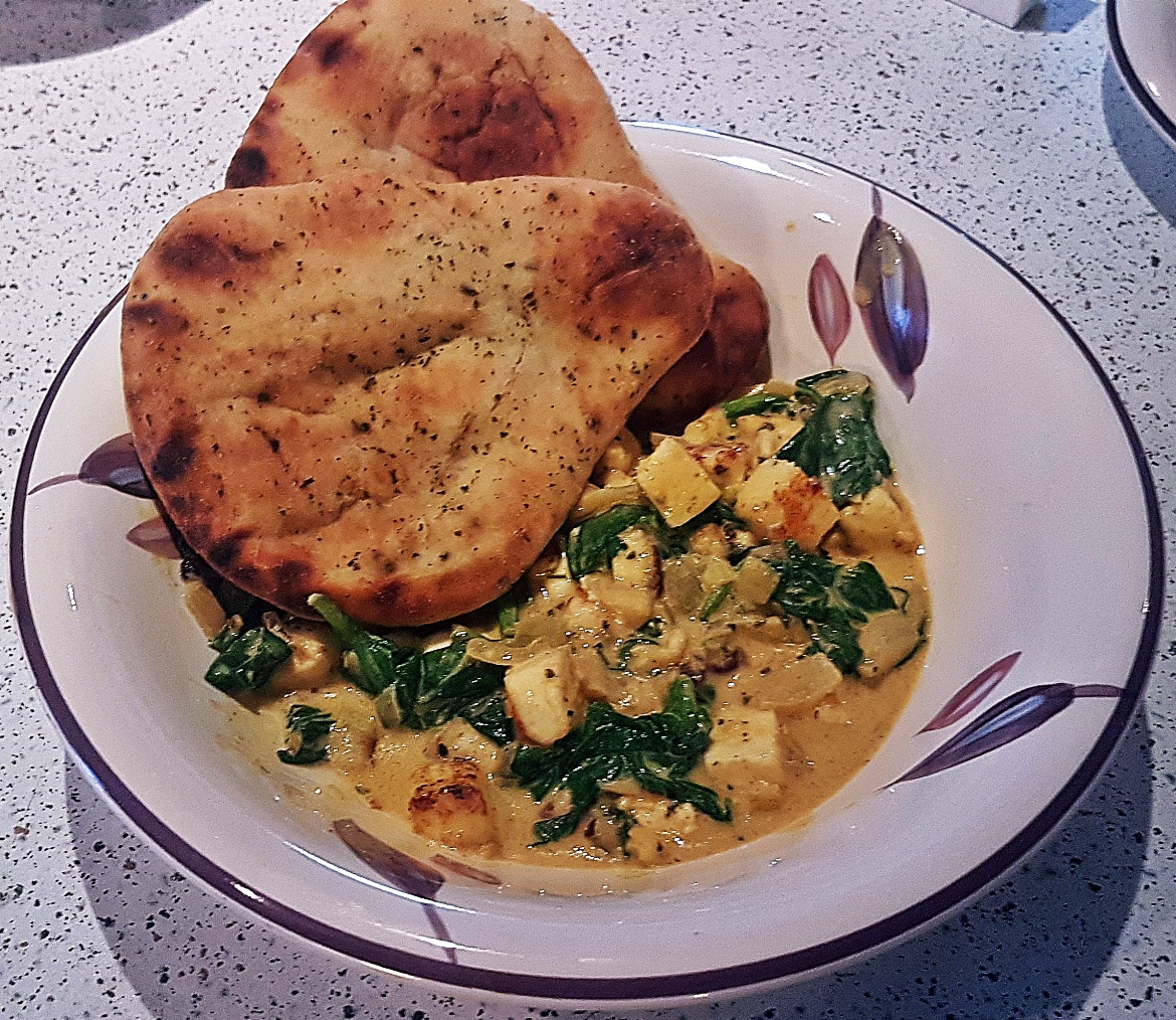 Saag Paneer by Simply Cook - August 2017 Recap by BeckyBecky Blogs