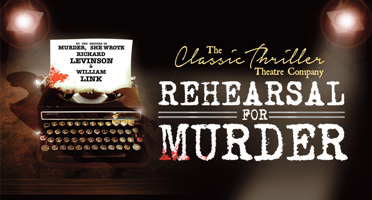 Rehearsal For Murder at the Grand Theatre, Leeds