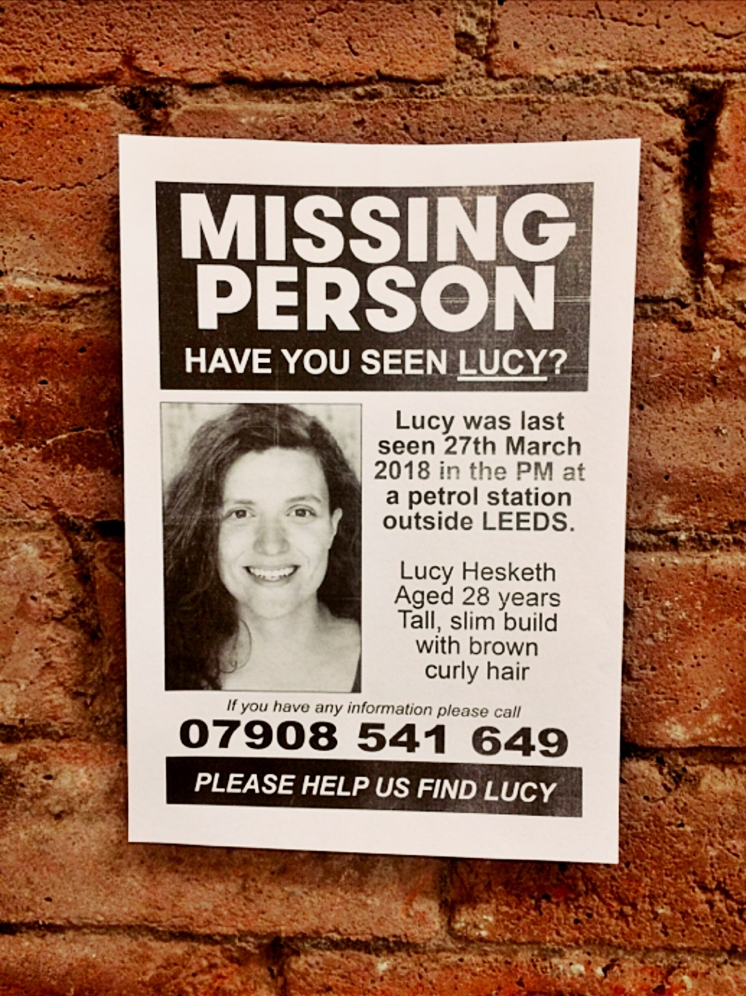 Lucy is missing - The Lucky Ones, immersive theatre experience by Riptide Leeds, review by BeckyBecky Blogs