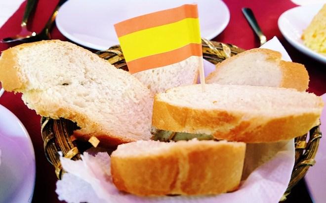 Bread - Rocio Restaurant Review