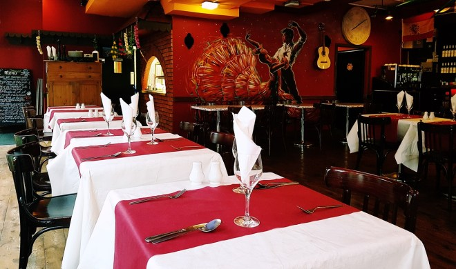 Interior of restaurant - Rocio Restaurant Review