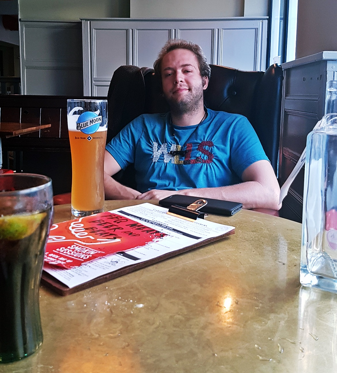 Visiting my friend Fish in Surbiton - September Monthly Recap by BeckyBecky Blogs