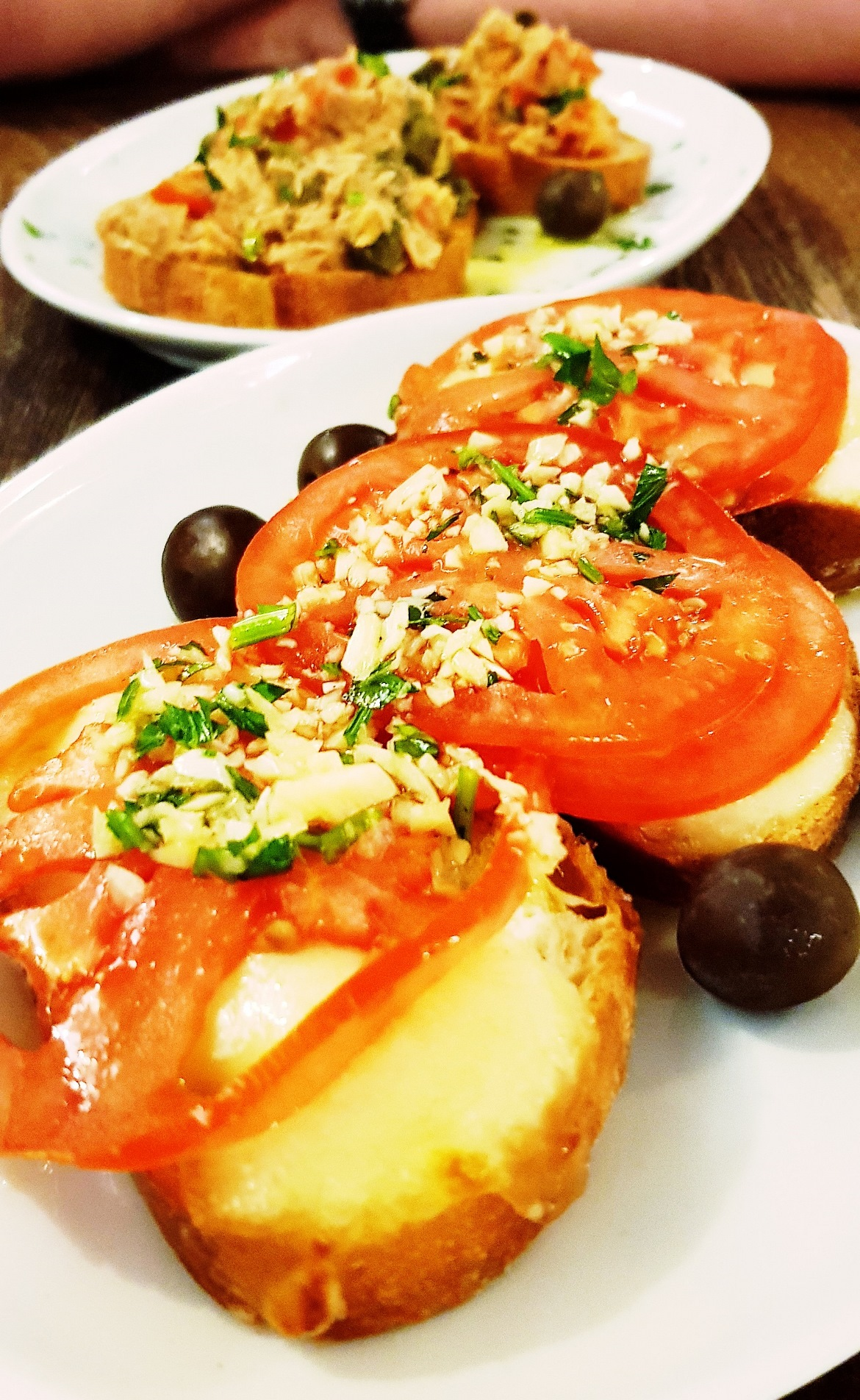 Bruschetta in Split - Croatia in Photographs by BeckyBecky Blogs