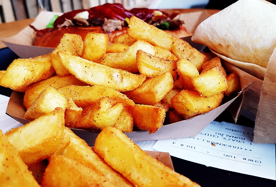Trinity Kitchen Duck n Roll Chips