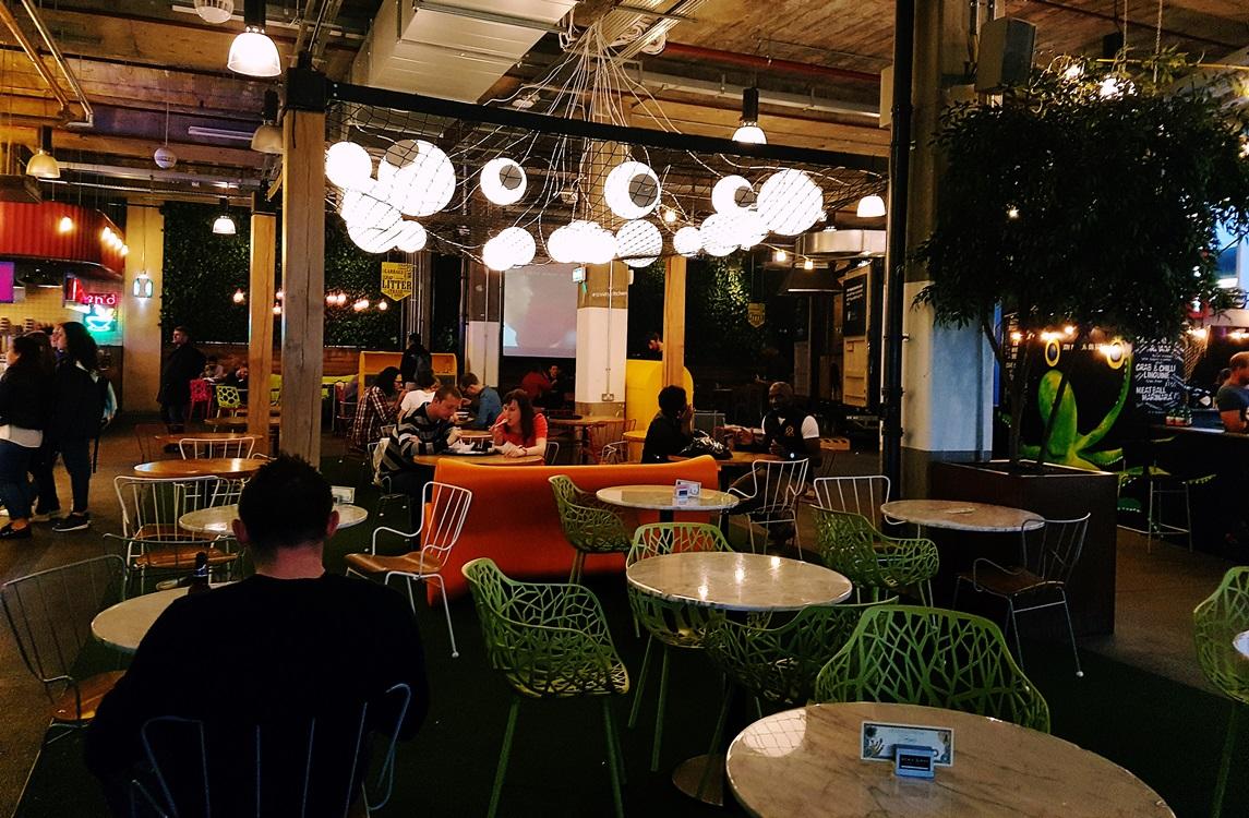 Trinity Kitchen Interior