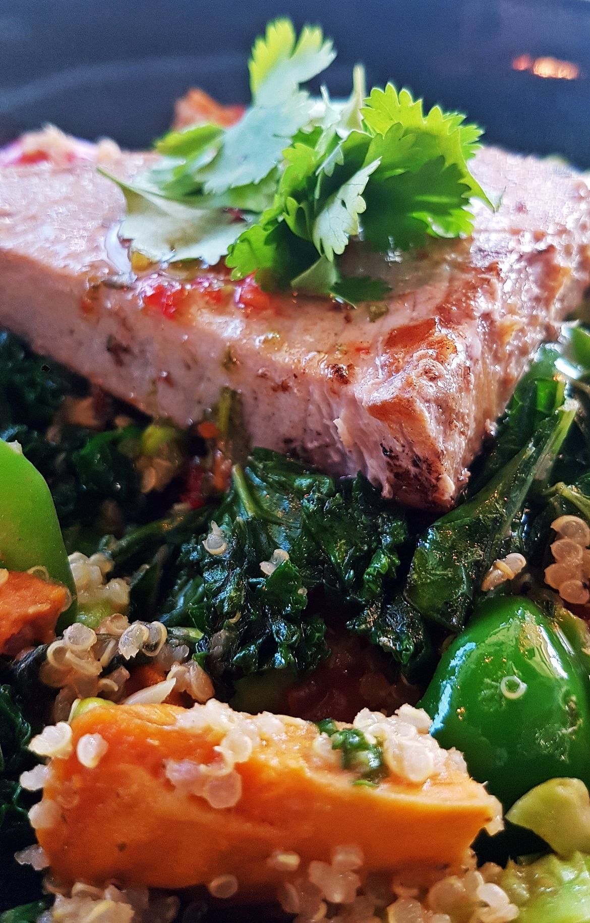 Nuoc Cham Tuna - Wagamama Menu Pairing, Review by BeckyBecky Blogs