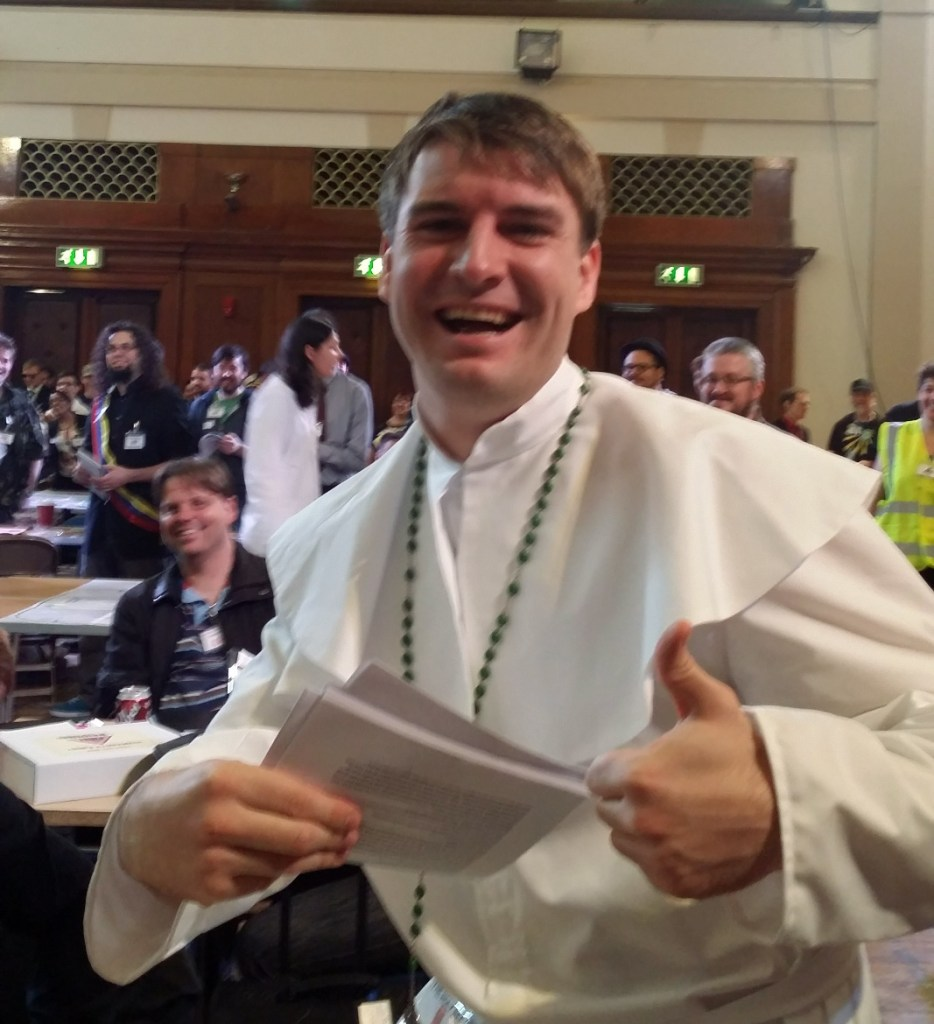The Moon Pope - From the Achives, Watch The Skies 2 Megagame Report by BeckyBecky Blogs