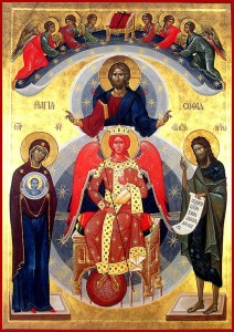 The Icon Of Sophia