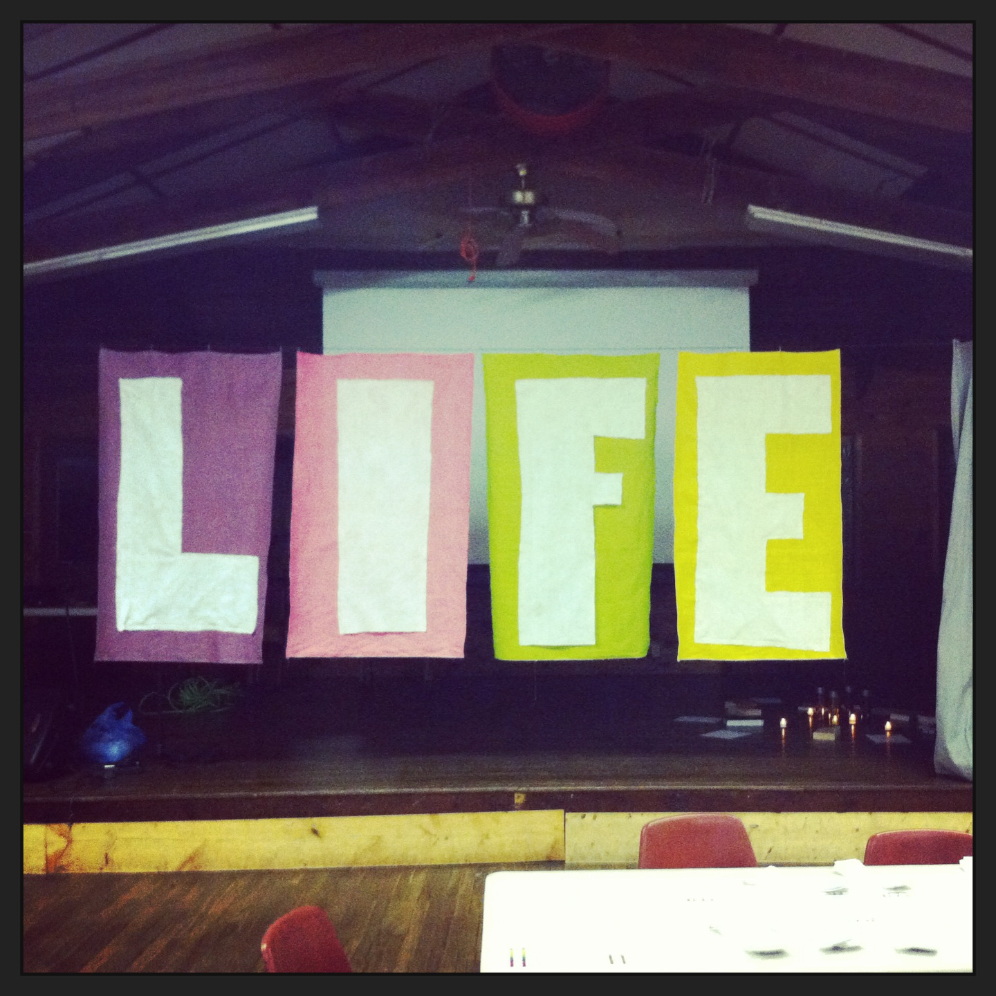 The Game Of Life Prayer Stations (part 2)   BeckyDurham net