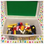 Travel LEGO Box: Pinterest Success!