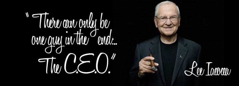 You Were Born To Be CEO