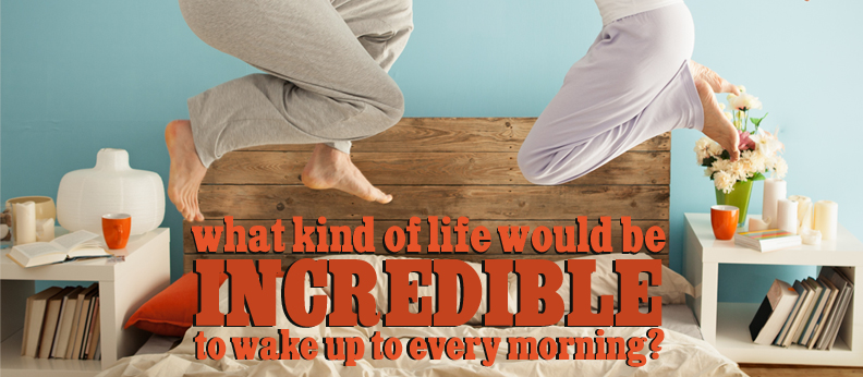 What Do You Wake Up For?