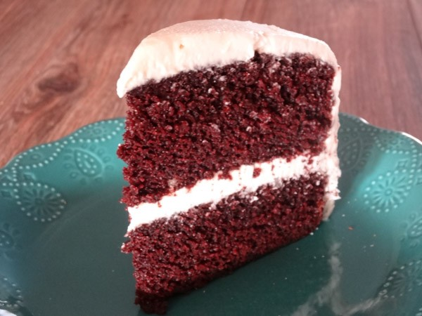 Chocolate Cake with Whipped Cream Frosting