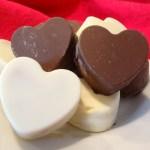 Peanut Butter Hearts Recipe