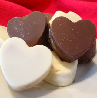 Peanut Butter Hearts Recipe