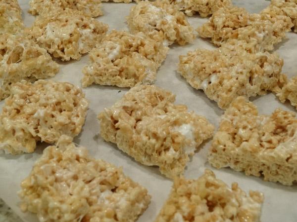 Rice Krispie Treats Recipe