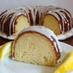 Lemon Ricotta Bundt Cake