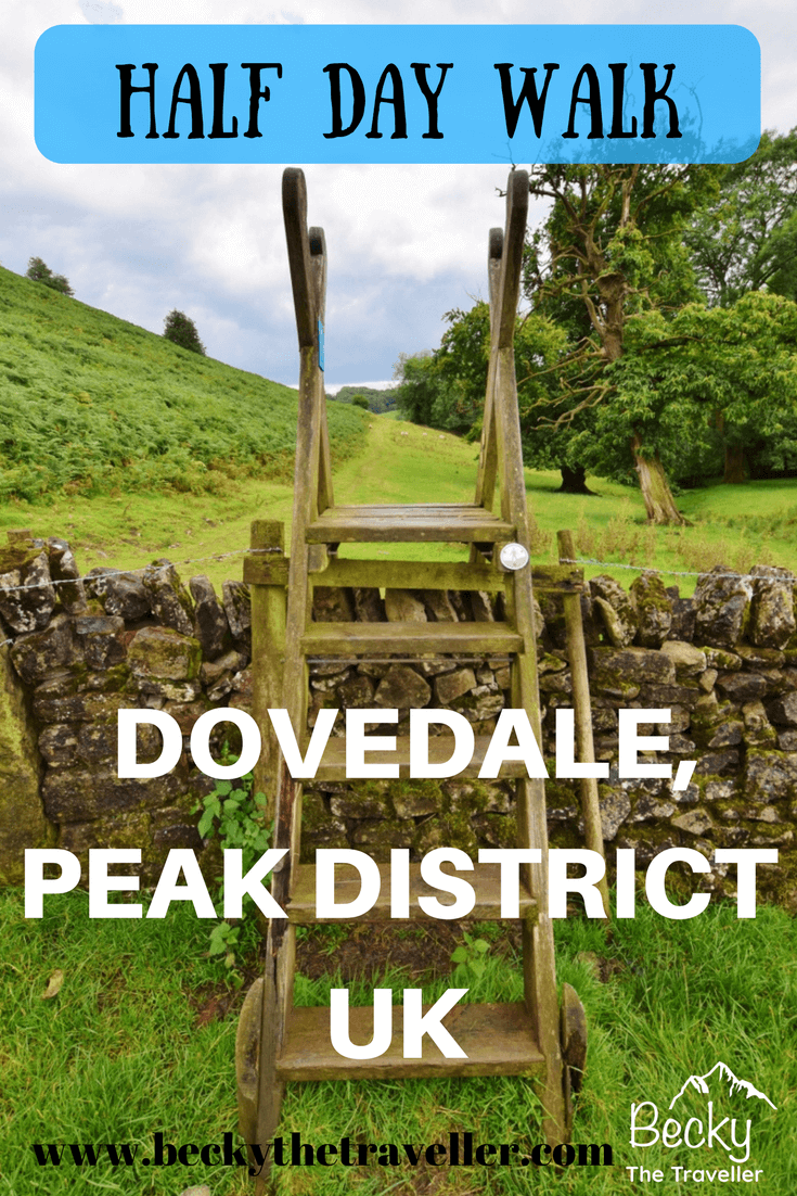 Dovedale walk - A day hiking in Dovedale in the Peak District in Derbyshire, UK. The walk takes you along the River Dove. A half day hike but options for shorter hikes if required. Full route details included. United Kingdom | England | Day walks | Hiking | Family walks | Peak District National Park | Nature | Wildlife | Stepping Stones