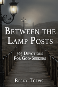 Between the Lamp Posts Book Cover