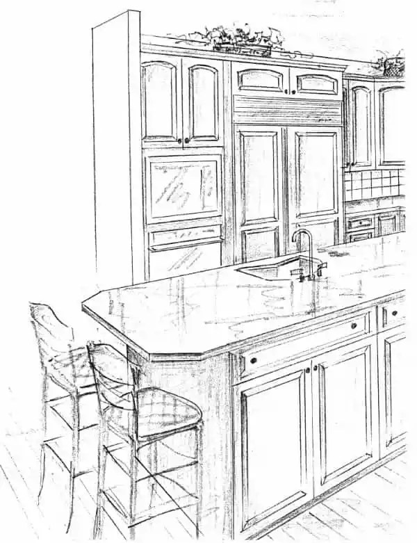 Free Kitchen Design Consultation Lowe s Custom Kitchen Design