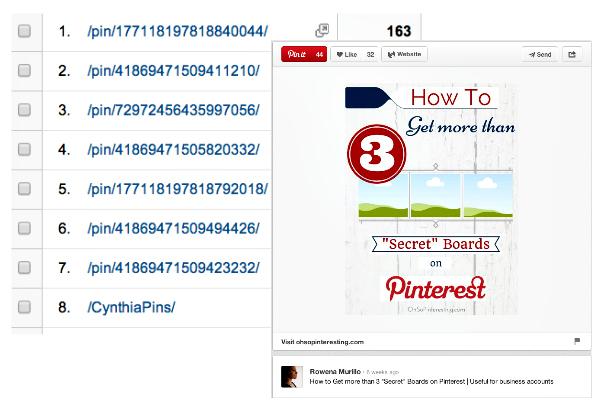 Track Pinterest pins in Google Analytics