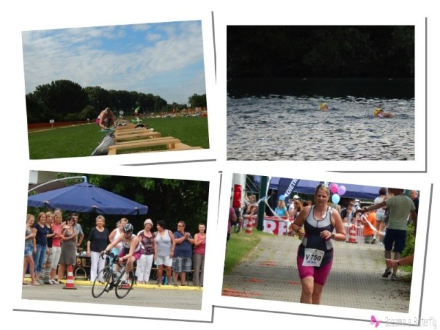 Swim 0,5km - Bike 23km - Run 5km