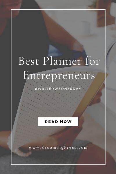 best Planner for Entrepreneurs