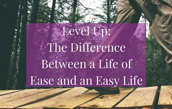 Life isn't easy, but we can introduce more ease by practising self-acceptance and self-compassion. Click the image to discover how to cultivate a life of ease.