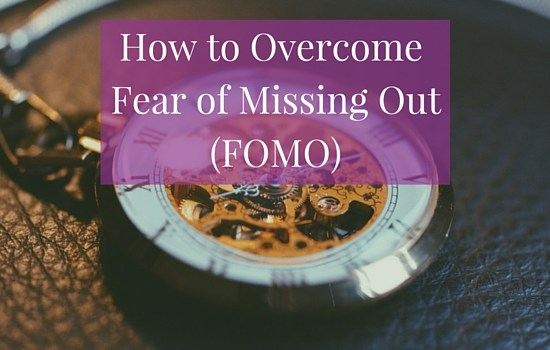 Do you struggle with Fear of Missing Out (FOMO)? Click the image to discover how to get back to a place of feeling like you are, have and do enough >>> | www.becomingwhoyouare.net
