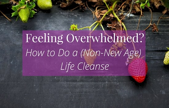 """Feeling Overwhelmed? Click the image to discover practical tips for getting out of """"aaaargh"""" and back into """"Aaahhhhh"""" >>> 