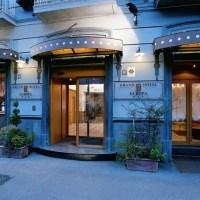 Grand Hotel Europa, stazione centrale di Napoli