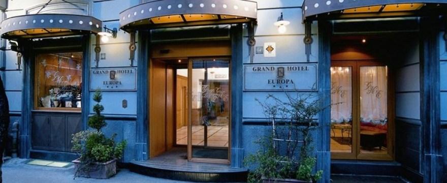 Grand Hotel Europa Napoli (stazione centrale, piazza Garibaldi