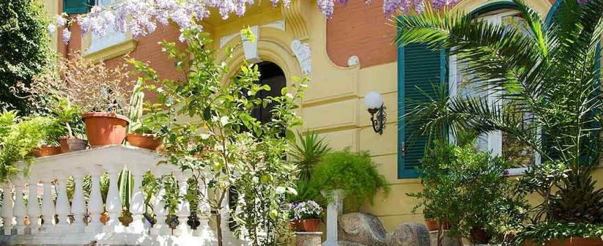 Bed and Breakfast Villa Bruna Napoli