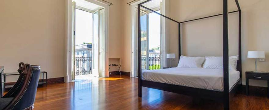 Gramsci Suites, Bed & Breakfast a Napoli (Mergellina/Chiaia)