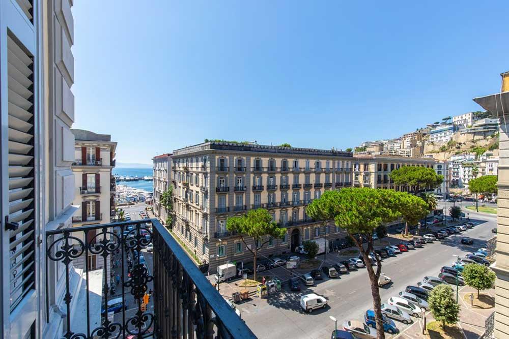 Gramsci Suites & Apartments, B&B a Napoli Mergellina
