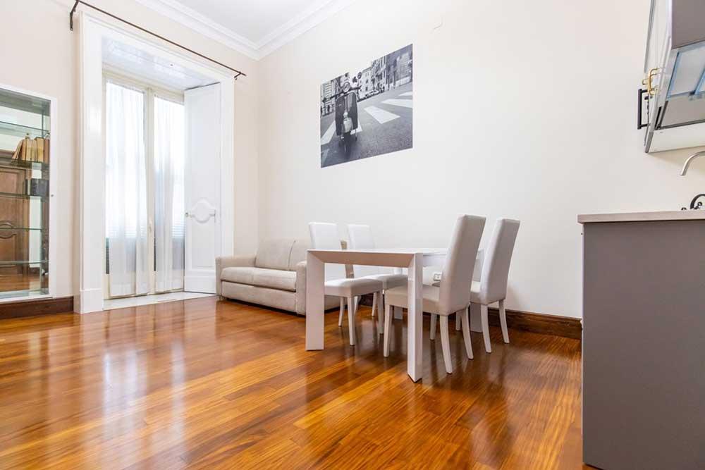 Gramsci Suites, B&B a Napoli (Studio Apartment)