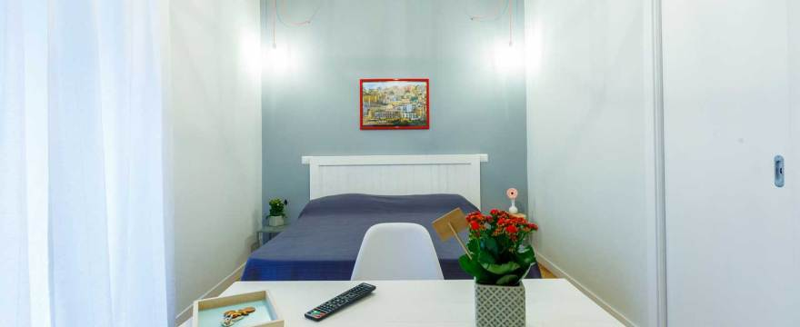 The Andy House Bed and Breakfast Napoli (Via C.Carelli 14, Vomero)