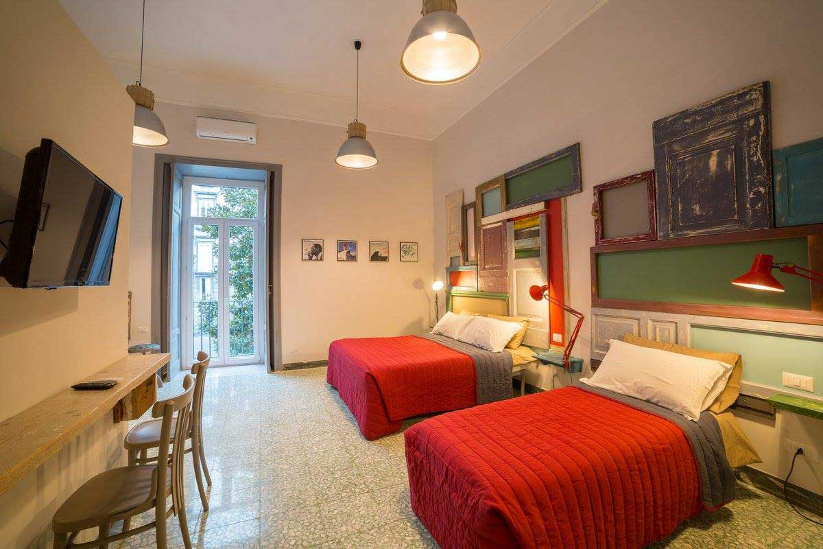 The Foria House Bed and Breakfast Napoli centro (camera Elvia)