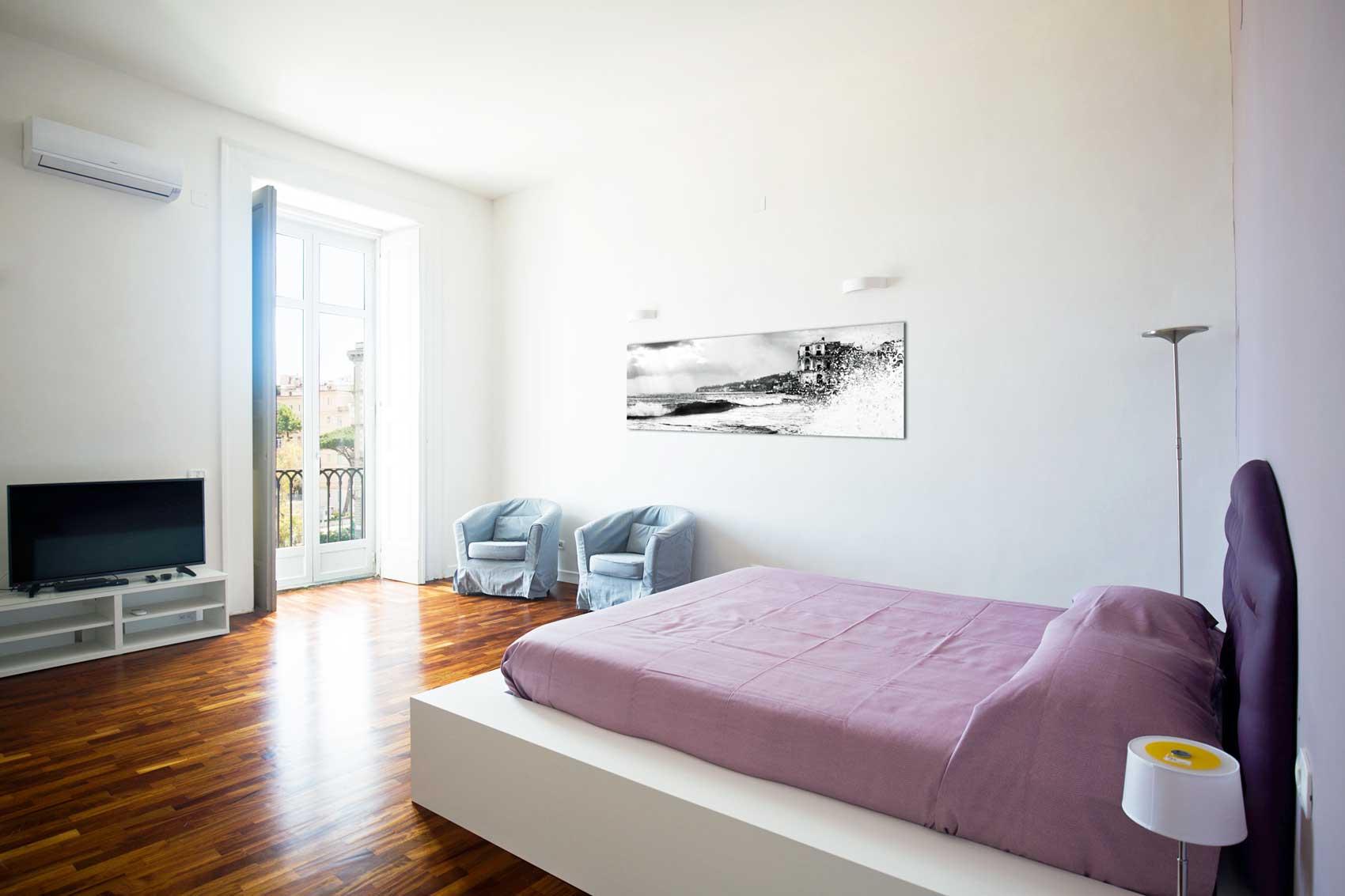 Palazzo Mirelli, Bed & Breakfast a Napoli (Riviera di Chiaia, 66)