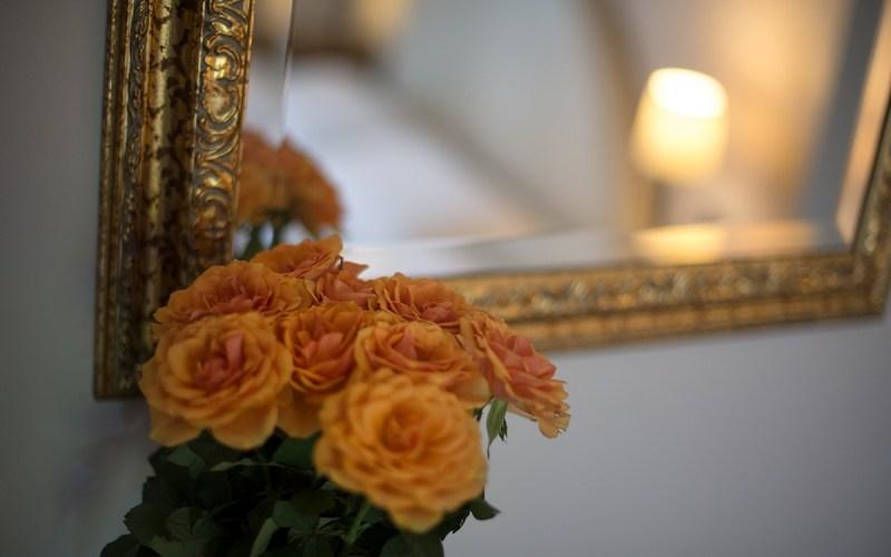 rose specchio