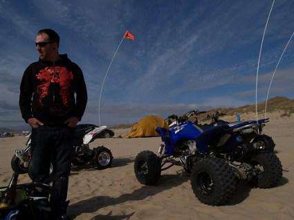 ATV Camping