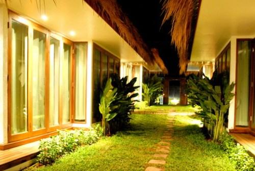The bora bora - Bed and Dream main walkway