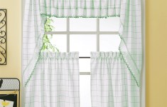 20+ Inspiring Kitchen Tiers Curtains That Will Greatly Admire You