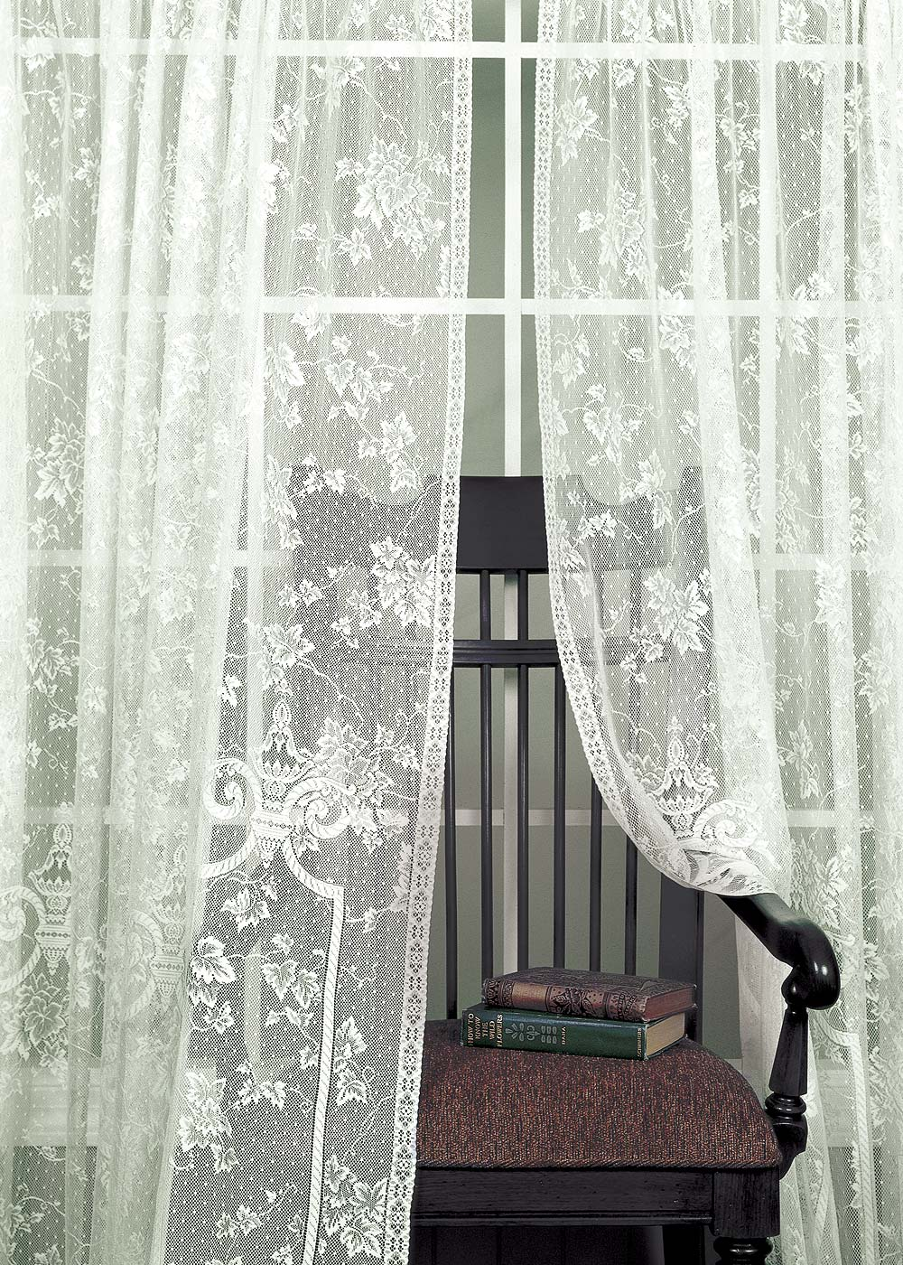 English Ivy Curtains By Heritage Lace
