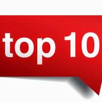 Top 10 Video Musicali - Dicembre 2016