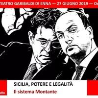 Sicilia, Potere e Legalità - Claudio Fava ad Enna