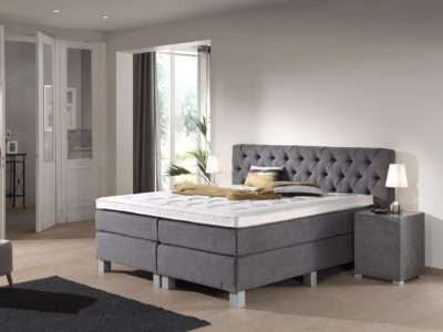 Boxspring Puur Londen