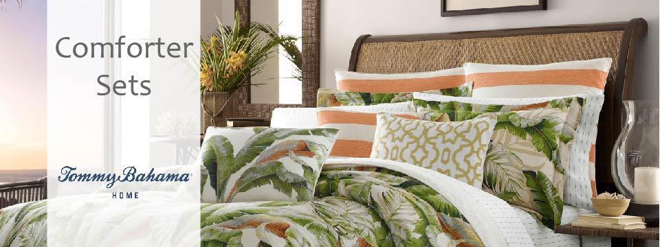shop tommy bahama comforters