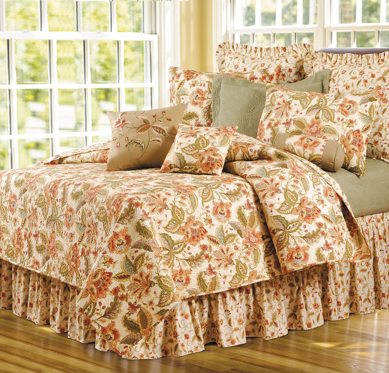 Amelia By C Amp F Quilts Beddingsuperstore Com